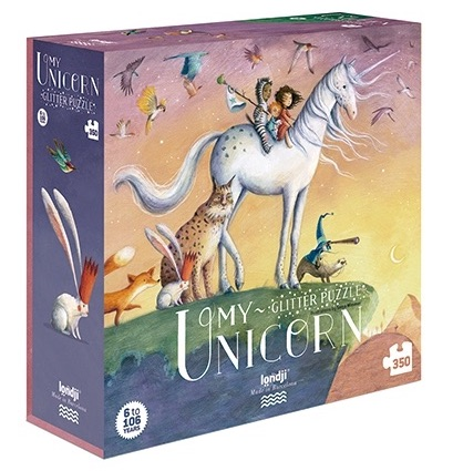 Londji - My Unicorn Puzzle