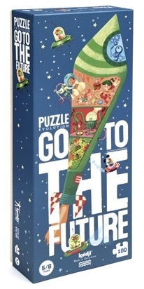 Londji - Go to the Future Puzzle