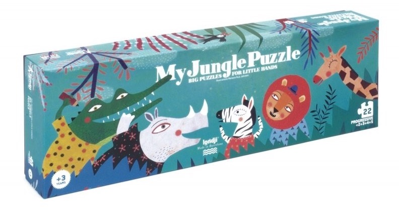 Londji - My Jungle Puzzle