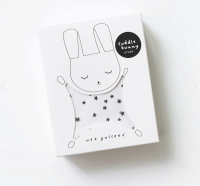 Wee Gallery - Cuddle Bunny - Stars