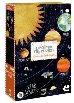 Londji - Discover The Planets Puzzle
