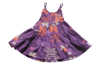 LoveMeels - Dress - Purple Elephants