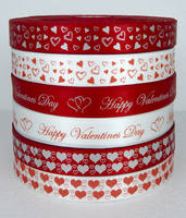 Pre-printed Ribbon designs - Ideal for gift wrap!