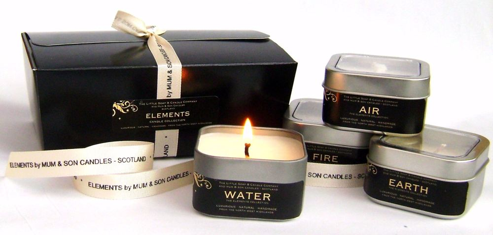 elements gift box