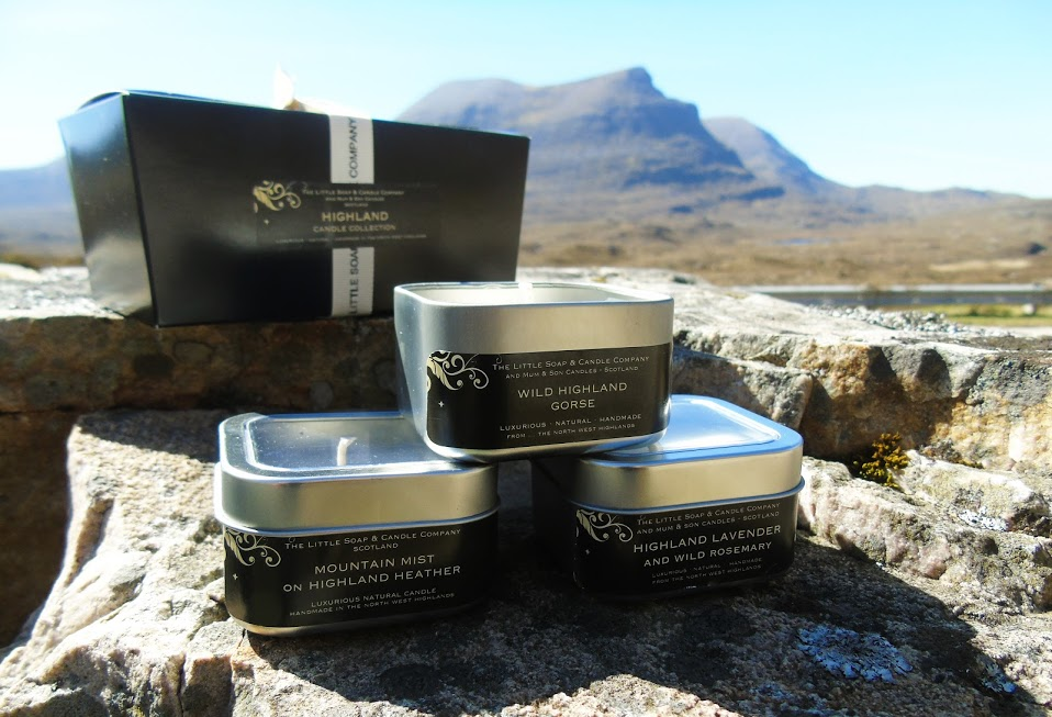 candle set and quinag