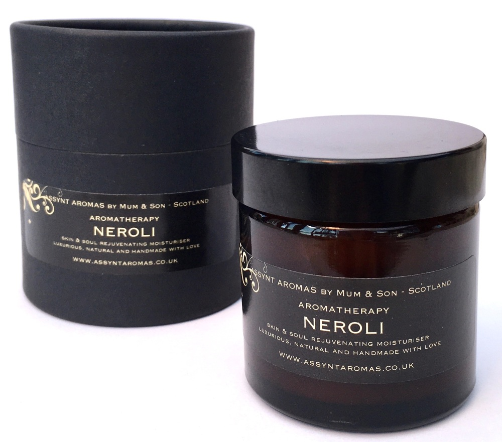 *NEW* - NEROLI - Rejuvenating moisturising cream - 50ml