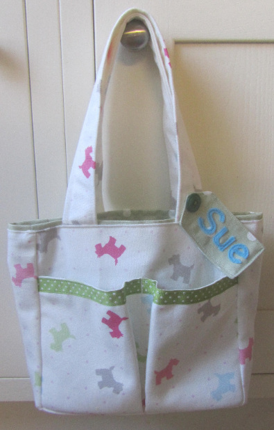 Tote bag - sue