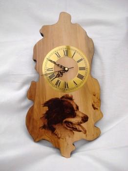 Collie clock