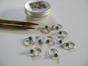 Emerald Lustre - fit 6mm