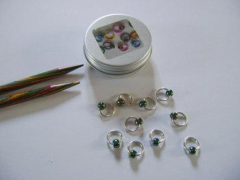 Emerald Lustre - fit 3.25mm