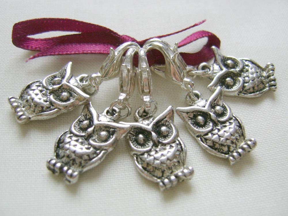 Tibetan Silver Owls
