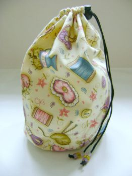 Sew Be It Project Bag
