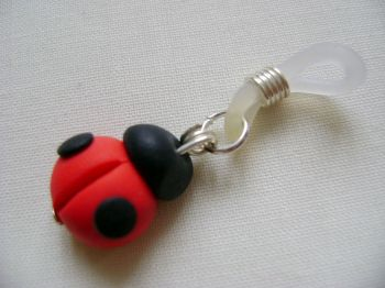 Ladybird Needle Holder