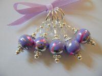 Lilac Art Glass
