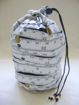 Tape Measure Project Bag