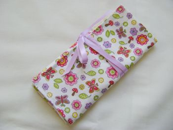 Owls in the Mood Interchangeable Needle and Hook Roll