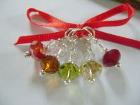 Autumn Leaves Stitch Markers