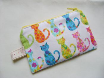 Calico Cats Notions Pouch