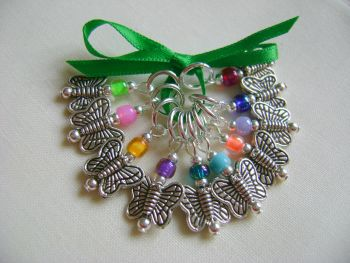 Tibetan Style Butterflies