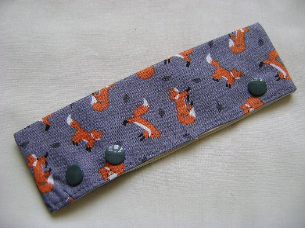 Fantastic Fox Needle Cozy - fit 15cm
