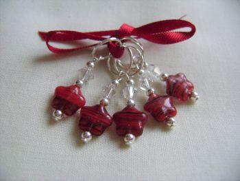 Raspberry Ripple Stars