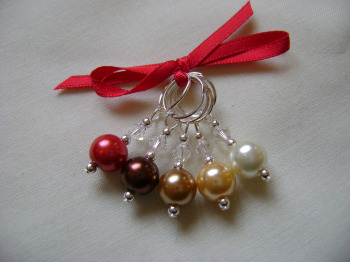 Raspberry Mocha Pearls