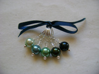 Spring Green Pearls