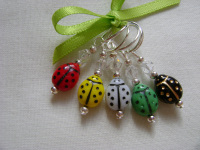 Cute Ladybirds - set 1