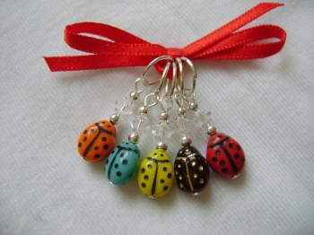 Cute Ladybirds - set 3