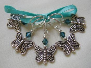 Tibetan Silver Butterflies