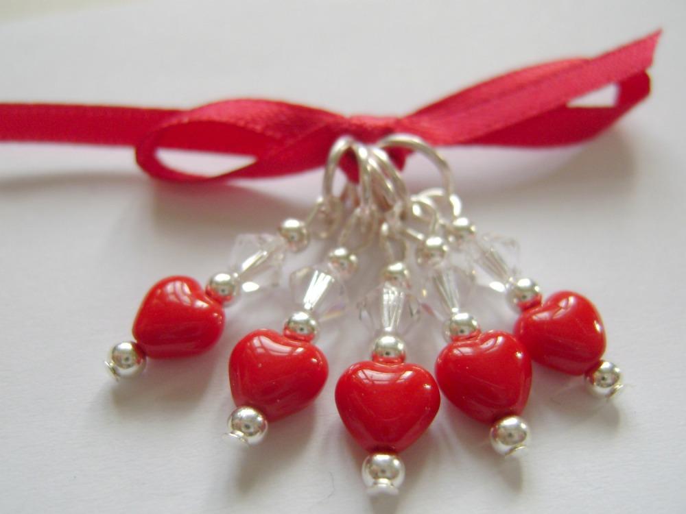 Mini Scarlet Hearts