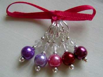 Fig Tones Stitch Markers