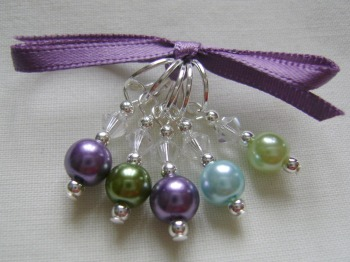 Wildflower Stitch Markers