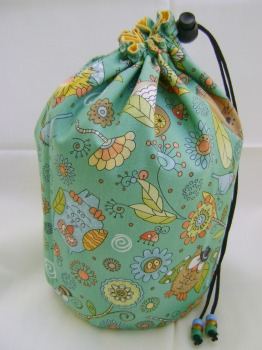 Tree Huggers Project Bag