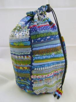 Fabric Stash Project Bag