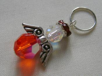 Swarovski Crystal Angel #1