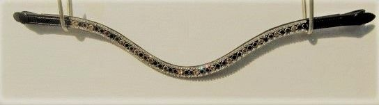 Amber Stones Browband BB-A3