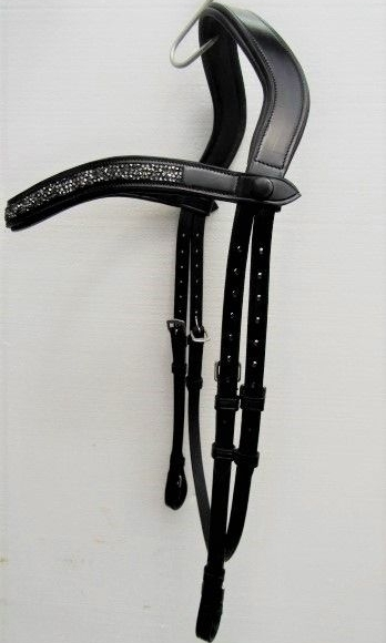 Saturn Headstall Bridle