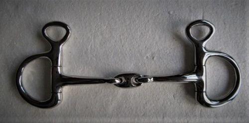 Full Cheek HP Relief Oblique Lozenge Snaffle