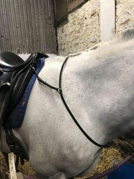 Neckstrap with Saddle Attachment