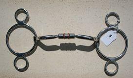 HP Relief three ring bit