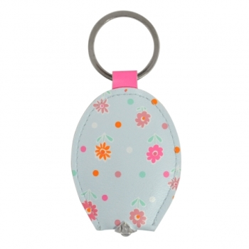 Keyring Key Light  - Ella Bella Rose Floral