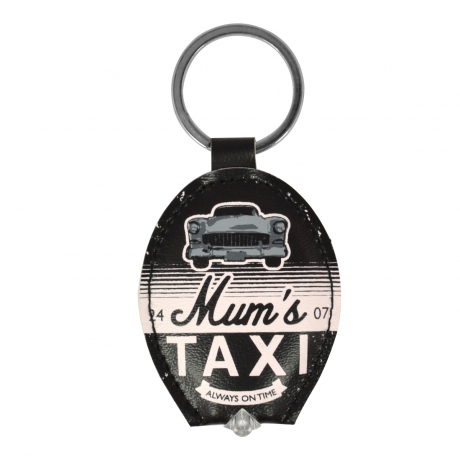 Keyring Key Light  - Ella Bella Rose Mums Taxi