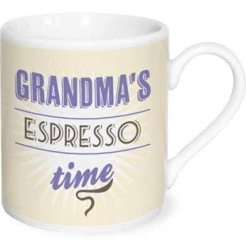 WPL Espresso  Cup - Grandma's