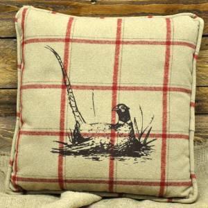 Pheasant Cushion 45 x 45cm (with inner)