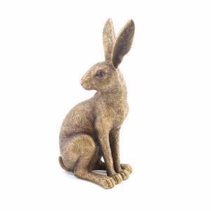 Bronzed Sitting Hare