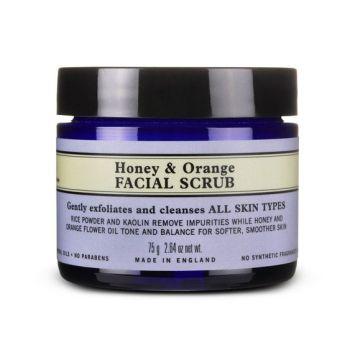 Neals Yard Honey & Orange facial Scrub