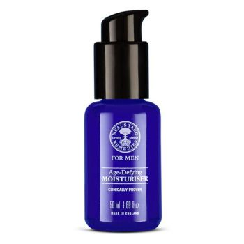 Neals Yard Age Defying Moisturiser for MEN 50ml