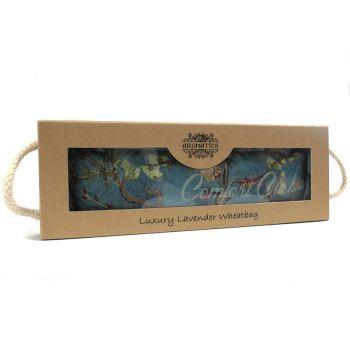 Luxury Lavander Wheat Bag - Blossom