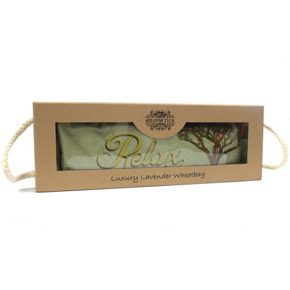Luxury Lavender Wheat Bag
